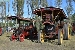 SE_Burrell_3497_3936_McLeansIsland_09April2016 (nzsteam) Tags: price train island traction engine railway scene steam engines locomotive boiler boilers mcleans sawmilling