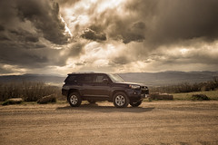 Stormy Toyota (MikeRicciPhoto) Tags: park storm clouds canon landscape colorado sony stormy toyota daniels a7 odc turo 1740mml mikericciphoto