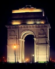 An evening in delhi (ajaypremshankar) Tags: india delhi indiagate summerevenings
