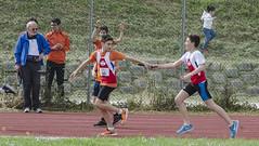 Nicola Marchegiani e Alessandro Paolini