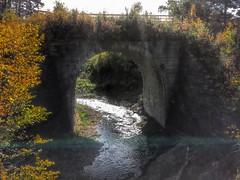 Keystone Bridge- Ramsay MI  (1) (kevystew) Tags: bridge river michigan blackriver ramsay gogebiccounty keystonebridge