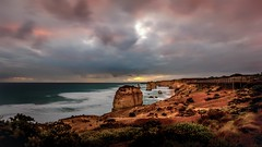 12 Apostles-3 (Quick Shot Photos) Tags: sunset canon au australia victoria helicopter greatoceanroad 12apostles princetown canoncollective