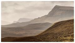Misty Mountains, Isle of Skye (Digital Wanderings) Tags: mountains isleofskye misty skye quiraing trotternish scotland trotternishridge landscape