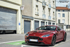 Aston Martin V12 Vantage S (Alexandre Prvot) Tags: auto france cars car sport automobile european parking transport automotive voiture route exotic nancy lorraine 54 supercar luxe berline exotics supercars ges 54000 dplacement meurtheetmoselle worldcars grandestsupercars