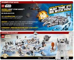 LEGO Star Wars May the 4th (HelloBricksCom) Tags: starwars promo force lego mai legostarwars maythe4th hellobricks