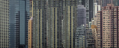 Hong Kong Density~4 (HutchSLR) Tags: china city skyline skyscraper canon hongkong cityscape skyscrapers chinese density hutchslr