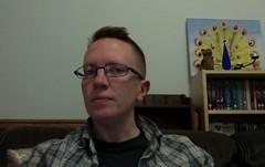 Haircut (sflangridge) Tags: me aphotoaday