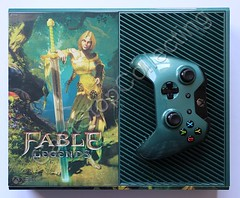 Limited Edition Fable Legends Xbox One Console (cant stop collecting) Tags: legends fable