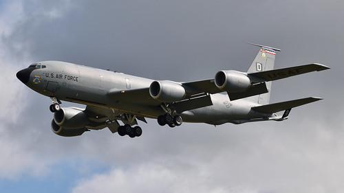 Boeing KC-135T 58-0069 / USAF 100th ARW
