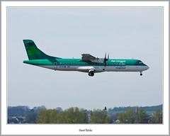 EI-FAW ATR-72 Aer Lingus (flatfoot471) Tags: scotland airport edinburgh unitedkingdom aircraft airline normal aerlingus civilian lothian atr 2015 edinburghairport atr72600