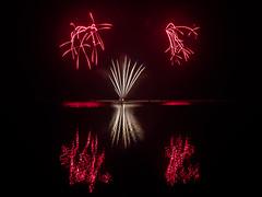 Ohnostroj- Hlunsk trkovna nov rok 2016-1020720 (renebocek) Tags: fireworks panasonic g6 rok ostrava oslava ohostroj hlun nov trkovna