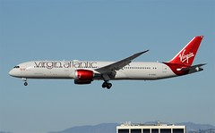 "Virgin Atlantic 787-900 Dreamliner ""Oliva Rae"" (G-VCRU) LAX Approach 2 (hsckcwong) Tags: lax virginatlantic 787 dreamliner virginatlanticairways 7879 787900 gvcru"
