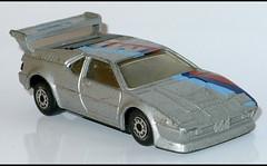 BMW M1 (2886) MC TOY L1090781 (baffalie) Tags: auto car toys miniature voiture retro coche jouet diecast jeux
