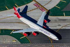 Virgin Atlantic A340-642 (Rami Khanna-Prade) Tags: airport virgin airbus lax aeroport a340 virginatlantic losangelesinternationalairport a340600 a346 klax airbusindustrie virginatlanticairways a340642 airbusa340600 gvweb airbusa340642 fwwcz msn787