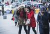 coldness 26 (matteroffact) Tags: china road city winter urban cold frozen nikon asia shanghai wind weekend district chinese january freezing andrew chill bitter shoppers chine huaihai brrrr d800 huangpu puxi 13c 2016 recordbreaking windchill juwan 7c luwan rochfort andrewrochfort d800e