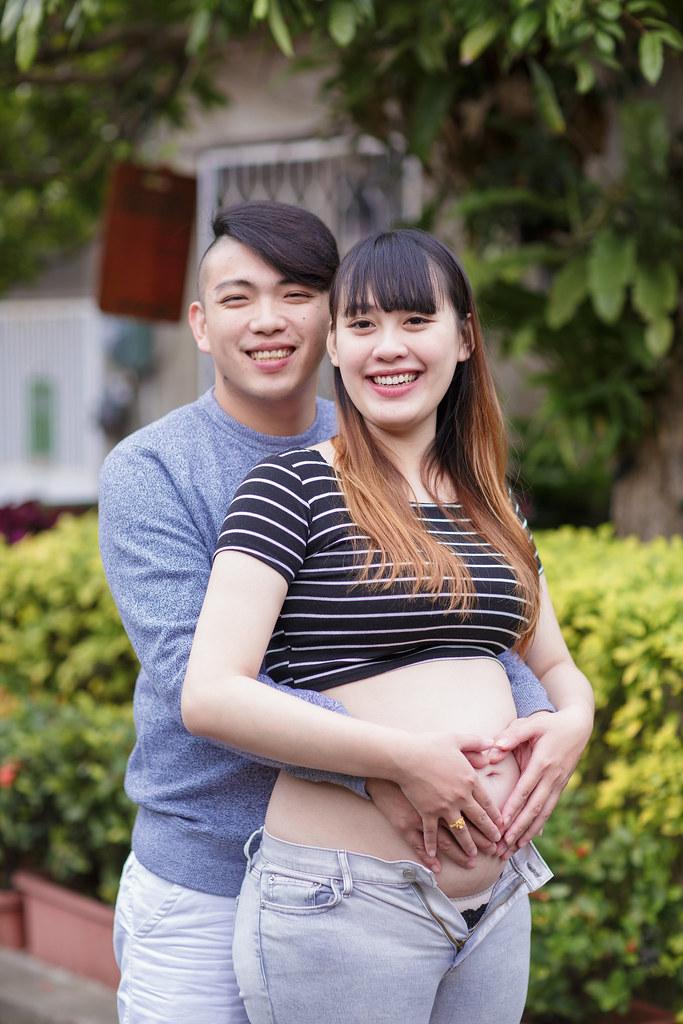 孕婦寫真,孕婦攝影,旅館孕婦,眷村孕婦,阿財&小八052