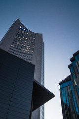Uniriese Panoramatower Leipzig (Robin Ambrosius) Tags: towers leipzig tours türme torri torres uniriese panoramatower