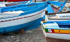 Barche.  Aspra   PA (TonyFax 67) Tags: mare ship colore riva barche nave palermo pesca pescatore aspra
