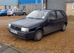 1992 Fiat Tipo 1.4 Formula (Spottedlaurel) Tags: fiat tipo