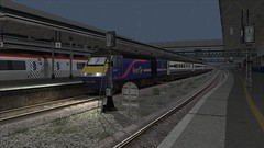 Bristol to Exeter - Something Borrowed, Something Blue (onelimatwenty) Tags: train simulator sim firstgreatwestern hst class43 midlandmainline trainsimulator bristoltoexeter ts2015 ts2016