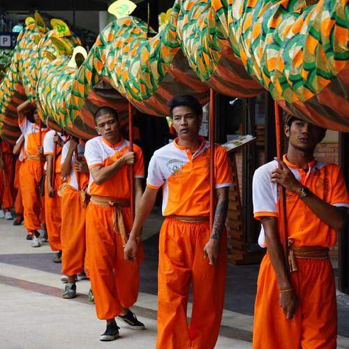 15% населения Таиланда - этнические китайцы #белорусывазии #Таиланд #Самуи