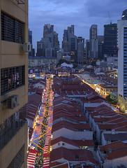 Chinatown CNY Celebration 2016, Singapore (gintks) Tags: singapore vibrant cityscapes yearofthemonkey templestreet eutongsenstreet exploresingapore singaporetourismboard zodiacmonkey yoursingapore gintaygintks zodiaccoins chineselunarnewyear2016