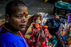 (Devotional Art) ((NIZHARPADAM)) Tags: portrait people india ngc streetphotography international pondicherry roi sedal indianstreetphotography rootsofindia kathirkaamam