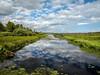 Cloud Reflections (Habub3) Tags: cloud canon reflections germany deutschland reisen urlaub powershot reflexionen g12 2016 spiegelungen habub3 ferdersee