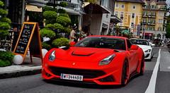 Stunning! (NylonB) Tags: cars car austria ferrari nylon supercars f12 berlinetta velden novitec nlargo