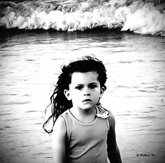 Brian_OBX 169b Filter_LG_062815_2D (starg82343) Tags: vacation blackandwhite bw beach girl female outside outdoors person nc waves child serious shoreline northcarolina windy monotone atlantic shore figure coastline grayscale 2d picturesque outerbanks seashore eastcoast brianwallace