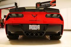 c7_z06_z07_esoteric_334 (Esoteric Auto Detail) Tags: corvette esoteric z06 detailing hre c7 torchred akrapovic p101 suntek z07 gyeon paintprotectionfilm paintcorrection bestlookingcorvette z06images