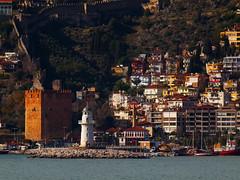 Alanya 2016, Turkey. Turkije. 033 (George Ino) Tags: copyright turkey turkiye antalya turkije alanya mediterraneansea denizfeneri kzlkule middellandsezee georgeino georgeinohotmailcom