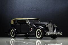 1936 Packard V-12 Sport Phaeton (aJ Leong) Tags: sport 1936 mint 124 danbury packard v12 phaeton