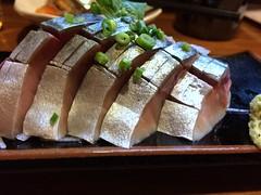 Vinegared mackerel from Akagaki @ Asakusa (Fuyuhiko) Tags: from mackerel  tokyo  asakusa   vinegared  akagaki