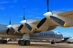 Convair B-36J Peacemaker ~ 52-2827 (Aero.passion DBC-1) Tags: museum plane tucson aircraft aviation air muse pima preserved peacemaker avion airmuseum b36 airspacemuseum convair aeropassion musedelair dbc1 prserv 522827