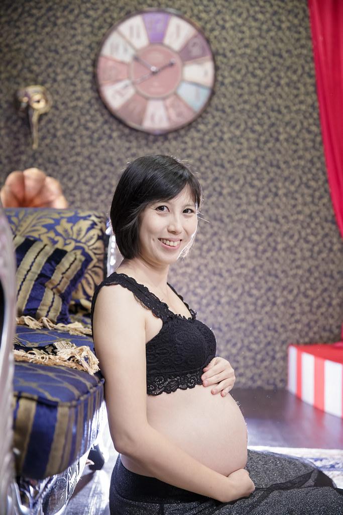 孕婦寫真,孕婦攝影,蘿絲可可,孕婦棚拍,Doris078