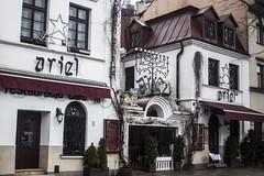 jewishRestaurant (juiceSoup) Tags: krakow