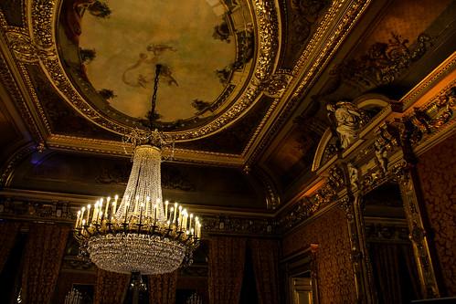 Un salon du Quai d'Orsay lors de la Nuit des Idées