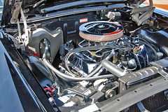 1965 Ford Galaxy 500 XL engine (skyhawkpc) Tags: ford nikon colorado galaxy co erie v8 allrightsreserved 1965 500xl d90 keik spiritofflightcenter danverver rodsandwingsday