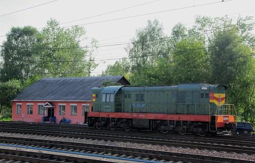 RZD ChME3-1149 Dmitrov