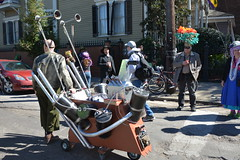 Socit de Ste. Anne 106 (Omunene) Tags: costumes party fun neworleans parade alcohol mardigras partytime faubourgmarigny licentiousness neworleansmardigras walkingparade socitdesteanne mardigras2016 alcoholfueledlicentiousness roylstreet