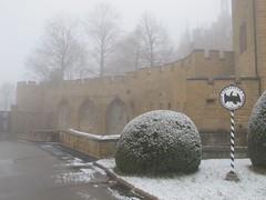 2012 01 04 Germania - Baden Wurttemberg - Burg Hohenzollern_0331 (Kapo Konga) Tags: nebbia castello germania nevicata burghohenzollern badenwurttemberg