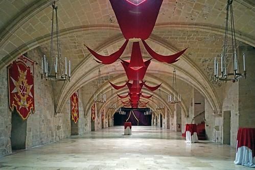 La Sainte Infirmerie (La Valette, Malte)