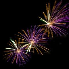 Fireworks (Carlos Martn Daz) Tags: nightshot fireworks tenerife nocturna canaryislands fuegosartificiales lalaguna fiestasdelcristo