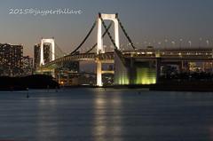 Rainbow Bridge (jperthllave) Tags: japan tokyo pentax odaiba smcpda50200mmf456edwr