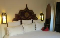 Tuesday Colours - More Fibulae (Pushapoze - sciatica) Tags: bed decoration morocco maroc headboard lit letto fibula dosseret