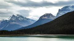 Waterfowl Lakes (weber_sd) Tags: ca lake canada mountains fall landscape alberta banffnationalpark canadianrockies waterfowllakes improvementdistrictno9