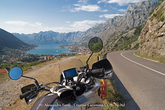 The perfect time (Alex - Born To Be Free) Tags: travel panorama landscape landscapes panoramic moto motorcycle montenegro tavel kotor panoramico panorami balcani kotorbay balcan motociclette landscapemountain viaggioperimmagini