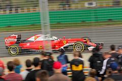 F1mel_07 (szk333) Tags: melbourne formula1 albertpark scuderiaferrari sebastianvettel f12016 formula1australiangp2016
