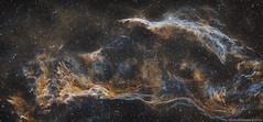 The Veil Nebula (Chris Grimmer) Tags: stars space nebula astrophotography deepsky veilnebula astrometrydotnet:status=failed astrodon astrometrydotnet:id=nova1501573